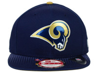 St Louis Rams New Era 2015 NFL Draft 9FIFTY Original Fit Snapback Hat