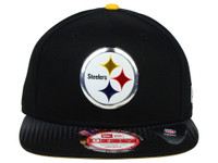 Pittsburgh Steelers New Era 2015 NFL Draft 9FIFTY Original Fit Snapback Hat