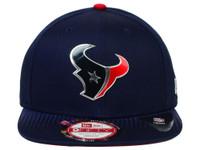 Houston Texans New Era 2015 NFL Draft 9FIFTY Original Fit Snapback Hat