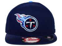 Tennessee Titans New Era 2015 NFL Draft 9FIFTY Original Fit Snapback Hat