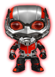 Ant-Man - Ant-Man (Glow) Pop! Movie Vinyl Figure