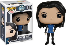 Agents of S.H.I.E.L.D - Melinda May Pop! Movie Vinyl Figure