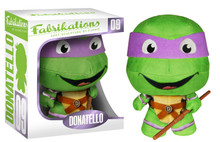 Donatello TMNT - Teenage Mutant Ninja Turtles FUNKO Fabrikations Plush Figure