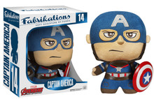 Captain America - Avengers Age of Ultron FUNKO Fabrikations Plush Figure