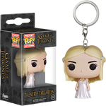 Daenareys Pocket Pop Keychain - Game of Thrones - POP! Television Vinyl Figure