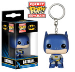 Batman Pocket Pop Keychain - DC - POP! Heroes Vinyl Figure