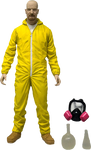 "Breaking Bad - Walter White Hazmat 6"" Action Figure"