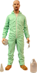 "Breaking Bad - Walter White Blue Hazmat 6"" Action Figure Exclusive"