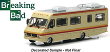 Breaking Bad - 1986 Fleetwood Bounder RV 1:64 Die Cast