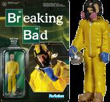 Breaking Bad - Walter White Hazmet (Cook) ReAction Figure