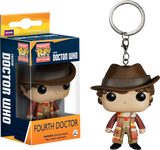 Doctor Who - 4th Doctor Pop! Vinyl Keychain
