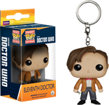 Doctor Who - 11th Doctor Pop! Vinyl Keychain