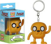 Adventure Time - Jake Pop! Vinyl Keychain