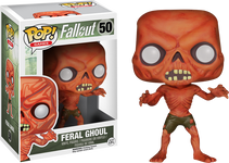 Fallout - Feral Ghoul Pop! Games Vinyl Figure