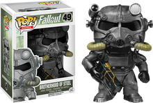 Fallout - Brotherhood of Steel Pop! Games Vinyl Figure