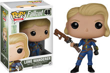 Fallout - Lone Wanderer Female Pop! Games Vinyl Figure