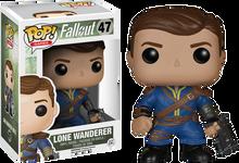 Fallout - Lone Wanderer Male Pop! Games Vinyl Figure