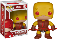 Daredevil - Yellow Daredevil Pop! Marvel Vinyl Figure