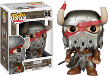 Elder Scrolls Online - Nord Pop! Games Vinyl Figure