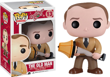 A Christmas Story - The Old Man Pop! Holidays Vinyl Figure