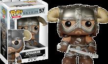 Elder Scrolls V: Skyrim - Dovahkiin Pop! Games Vinyl Figure