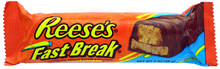 Reese's Peanut Butter Fastbreak Chocolate Bar