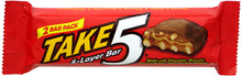 Take 5 Peanut Butter Chocolate Bar