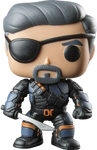 Arrow - Deathstroke Unmasked Pop! Television Vinyl Figure