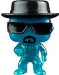 Blue Crystal Heisenberg Breaking Bad - SDCC Exclusive - Pop! Television Vinyl Figure