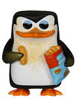 Cheesy Skipper - Penguins of Madagascar - SDCC Exclusive - Pop! Vinyl Disney Figure
