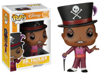 Dr. Facilier - Pop! Disney Vinyl Figure