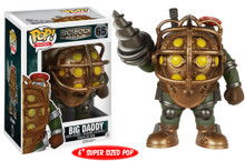 "Big Daddy - Bioshock 6"" Pop! Vinyl Figure"