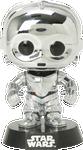 E-3PO - Chrome - Exclusive - Star Wars Pop! Vinyl Figure
