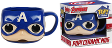 Captain America - Ceramic Mug - Pop! Home
