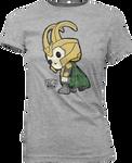 Loki - Thor - Womens Pop T-Shirt