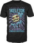 Skeletor  - Pop T-Shirt