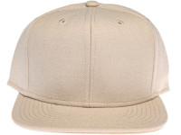 Core Khaki Plain / Blank Unbranded Snapback Hat
