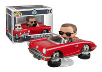 Agents of Shield - Lola Pop! Vinyl Vehicle with Agent Coulson Pop! Vinyl Rides Figure