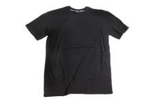 Starter Black Blank / Plain T-Shirt