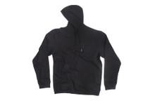 Starter Black Blank / Plain Hoodie Jersey