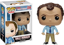 Dale Doback - Step Brothers - Pop! Vinyl Movies Figure