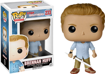 Brennan Huff - Step Brothers - Pop! Vinyl Movies Figure