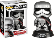Captain Phasma Episode 7 - Star Wars - Pop! Movies Vinyl Figure