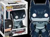 Batman Arkham Asylum - Detective Mode  - DC Universe - POP! Heroes Vinyl Figure