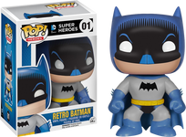 1950's Retro Comic Hero Batman - POP! Heroes Vinyl Figure