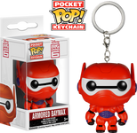 Armor Baymax - Big Hero 6 - Pop! Vinyl Pocket Pop Keychain