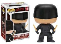 Daredevil Black Suit - Daredevil Pop! Marvel Vinyl Figure