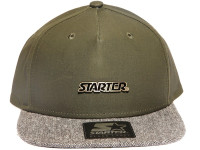 Green Pointer Heritage Series STARTER Black Snapback Hat