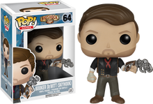 Booker DeWitt (Skyhook version) - Bioshock Infinite Pop! Games Vinyl Figure