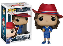 Agent Carter with Gold Orb - POP! Marvel Vinyl Figure